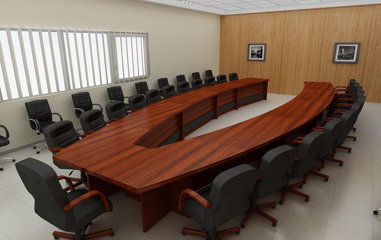 Toplantı Masaları Fiyatları V Toplantı Masaları
